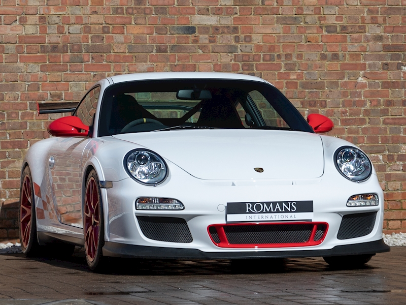 3.8 997 GT3 RS Coupe 2dr Petrol Manual (314 g/km, 444 bhp)