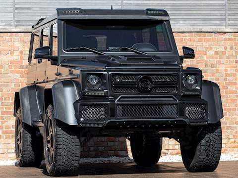 Mercedes-Benz G Wagon G500
