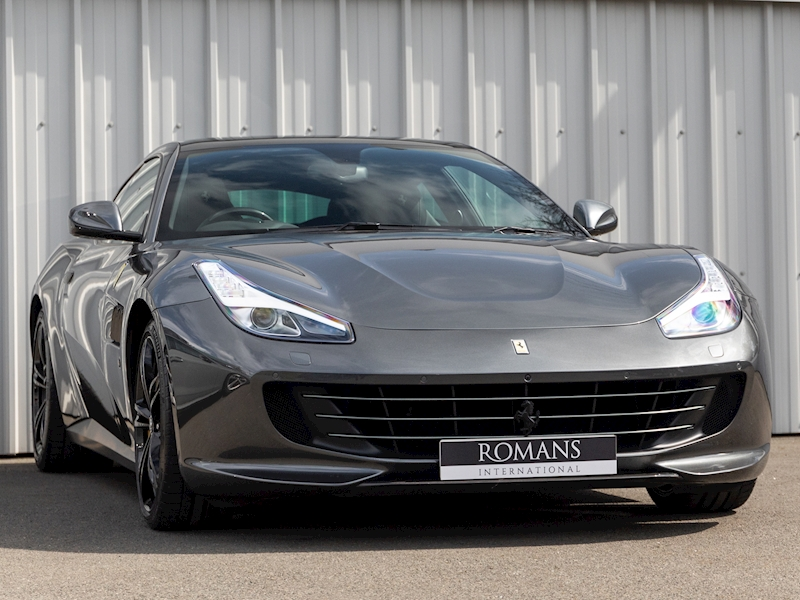Gtc4 Lusso V12 Coupe 6.3 7-Speed F1 DCT