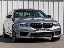 BMW M5 Competition - Thumb 0