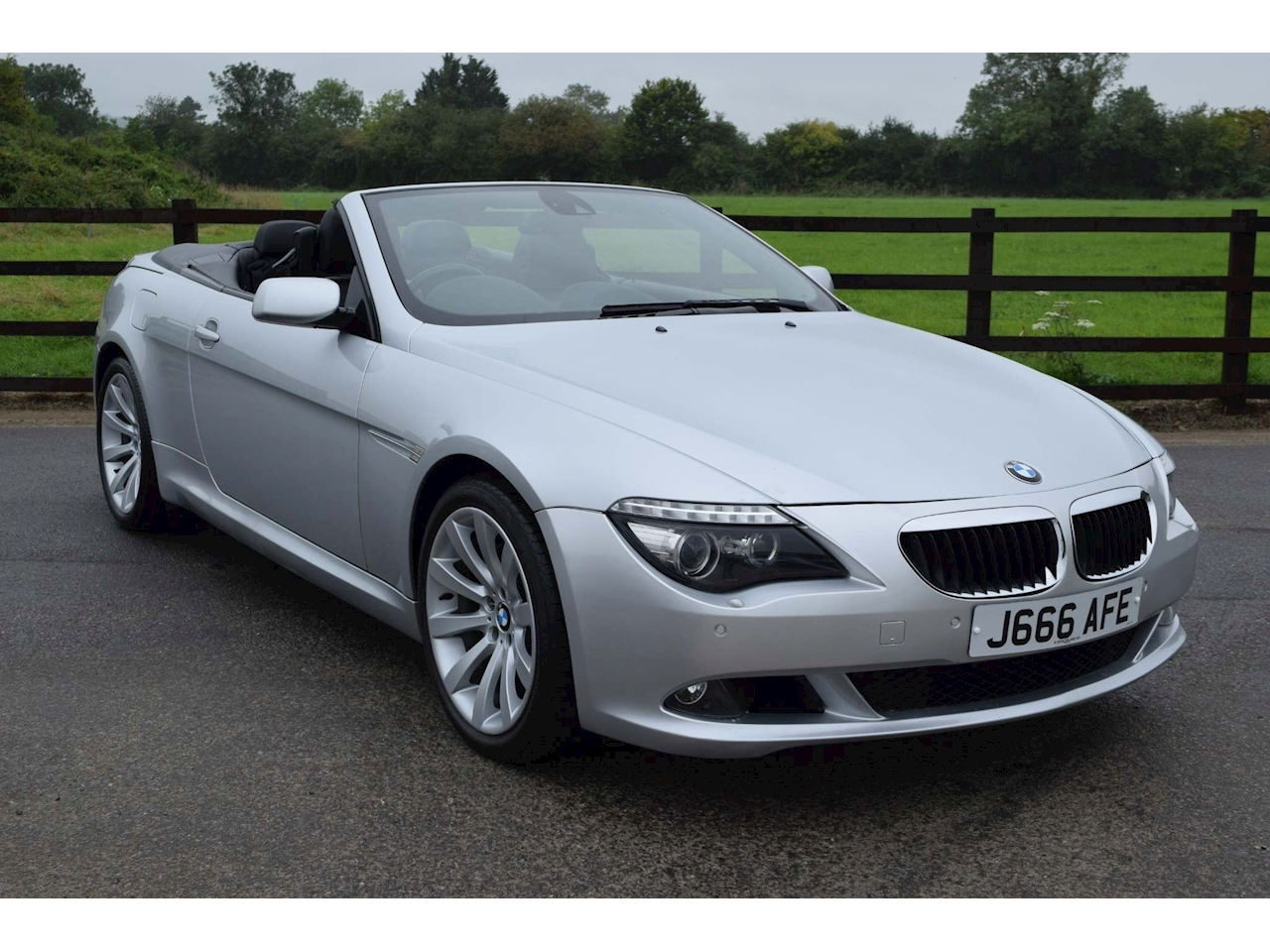 BMW 6 Series 635D Sport Convertible 3.0 Automatic Diesel