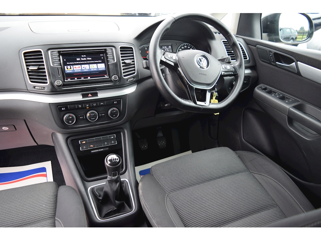 Volkswagen Sharan Se Tdi Bluemotion Technology Mpv 2.0 Manual Diesel