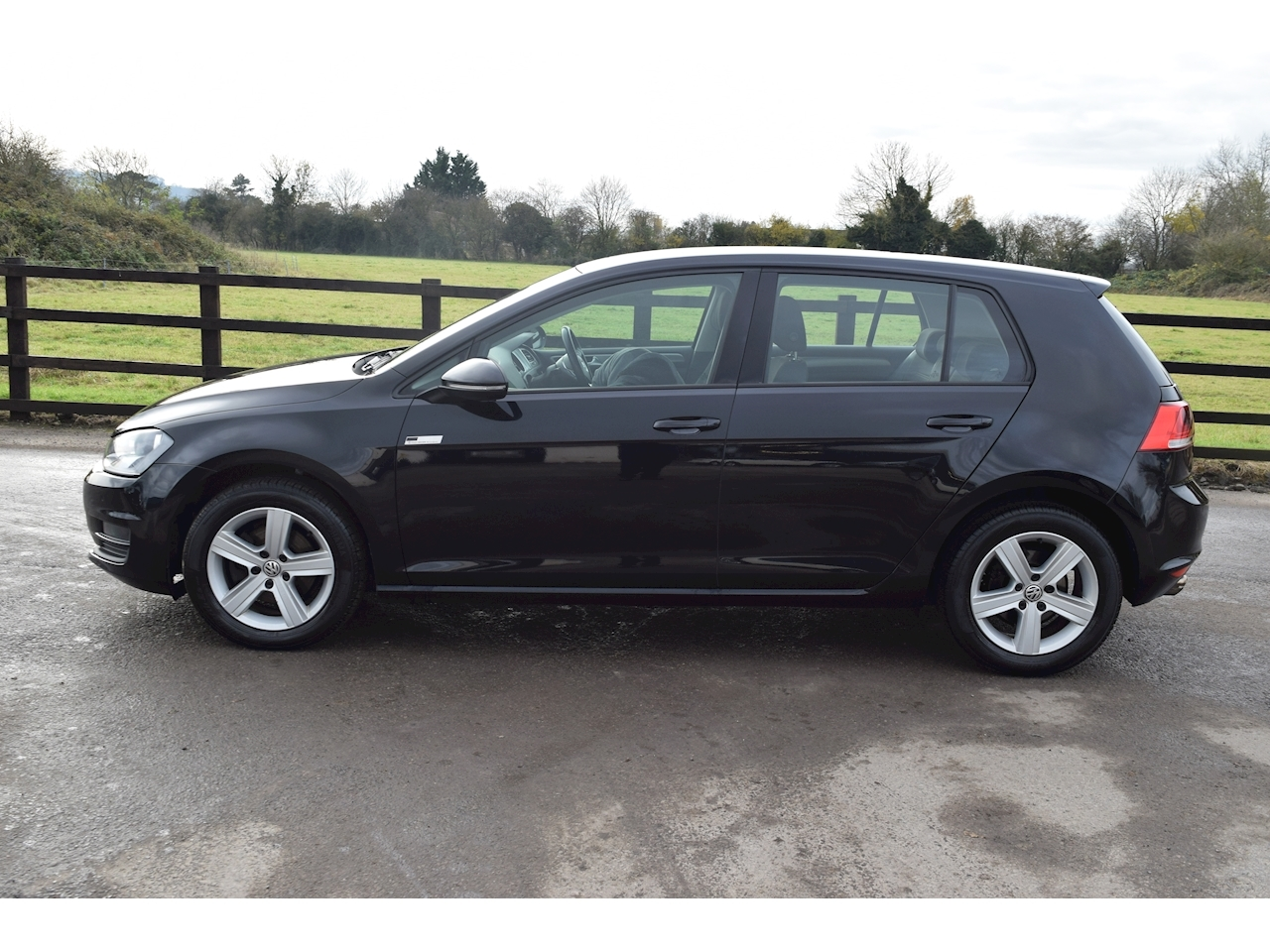 Volkswagen Golf Match Tdi Bluemotion Technology Hatchback 1.6 Manual Diesel