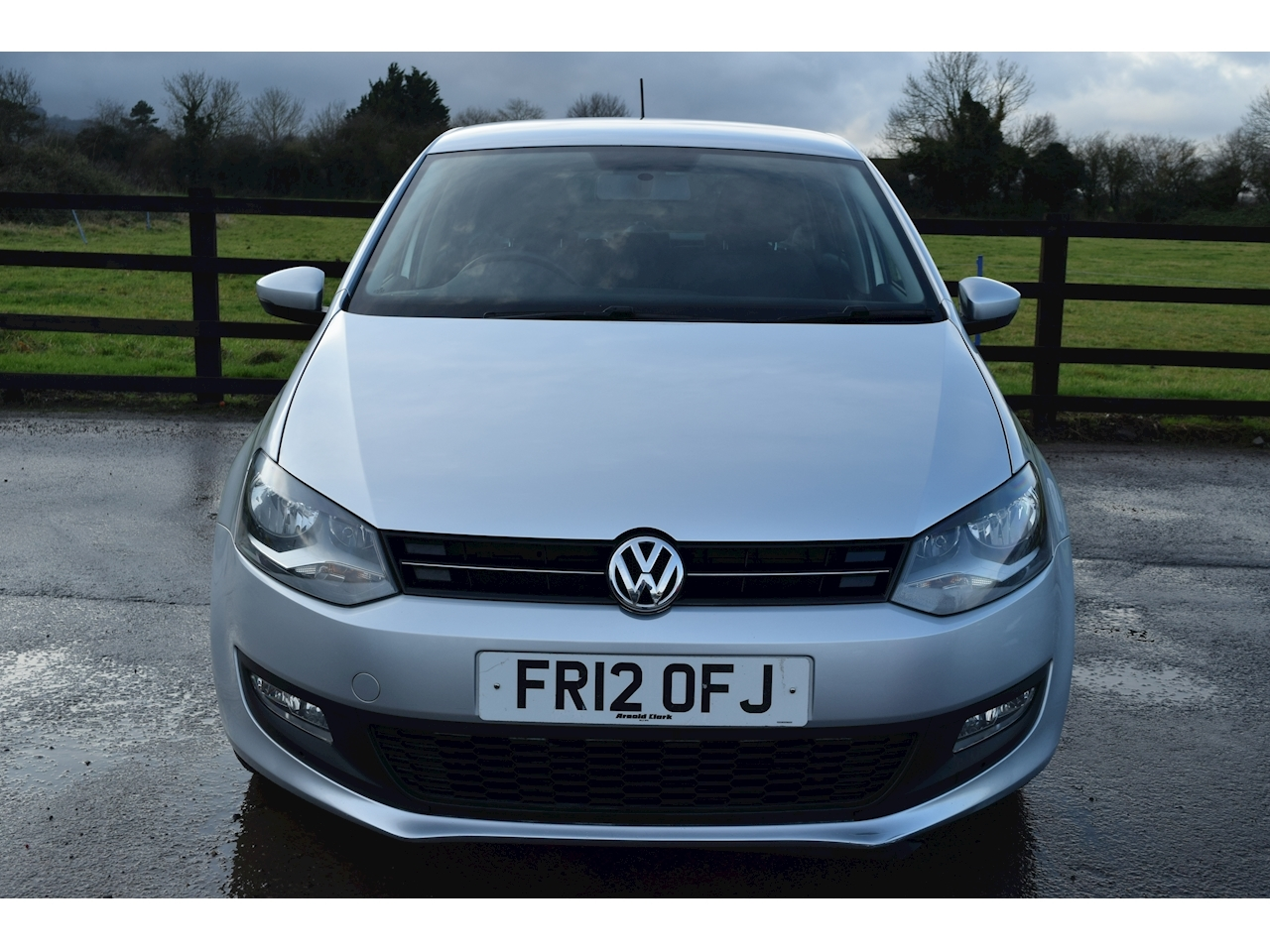 Volkswagen Polo Match Hatchback 1.2 Manual Petrol