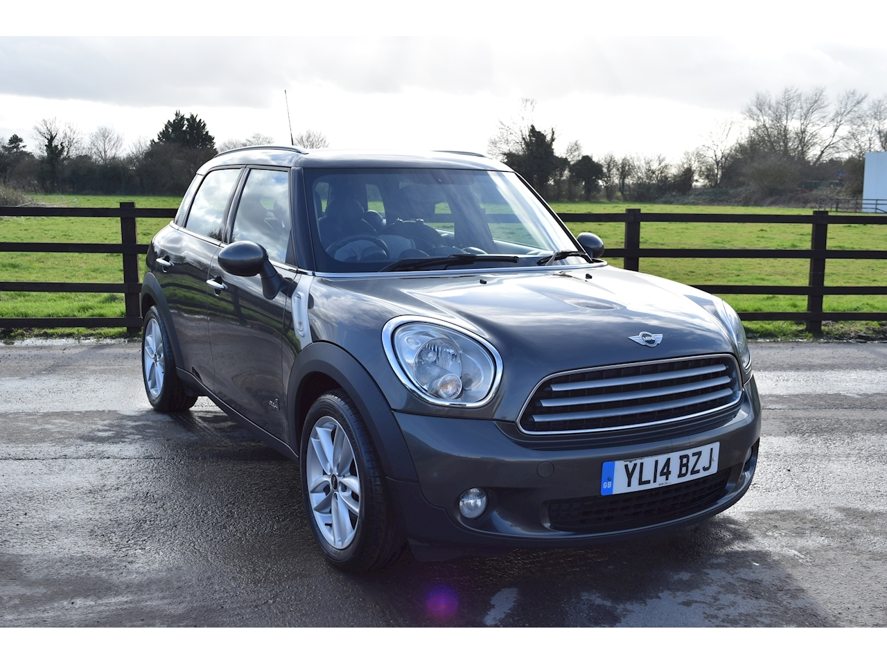 Mini Mini Countryman Cooper D All4 Hatchback 1.6 Manual Diesel
