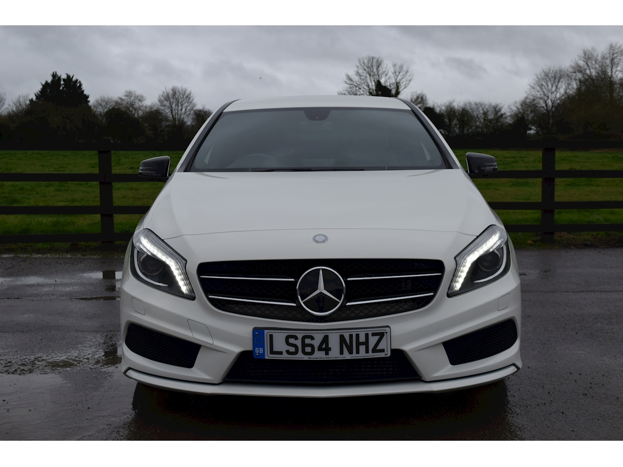 Mercedes-Benz A-Class A180 Cdi Blueefficiency Amg Sport Hatchback 1.5 Manual Diesel