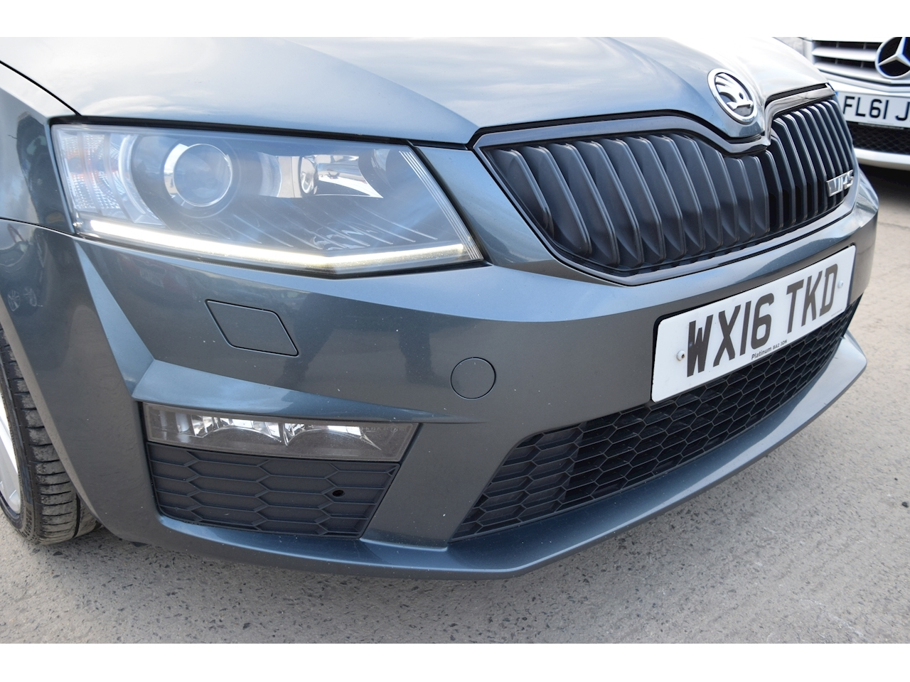 Skoda Octavia Vrs Tdi Estate 2.0 Manual Diesel