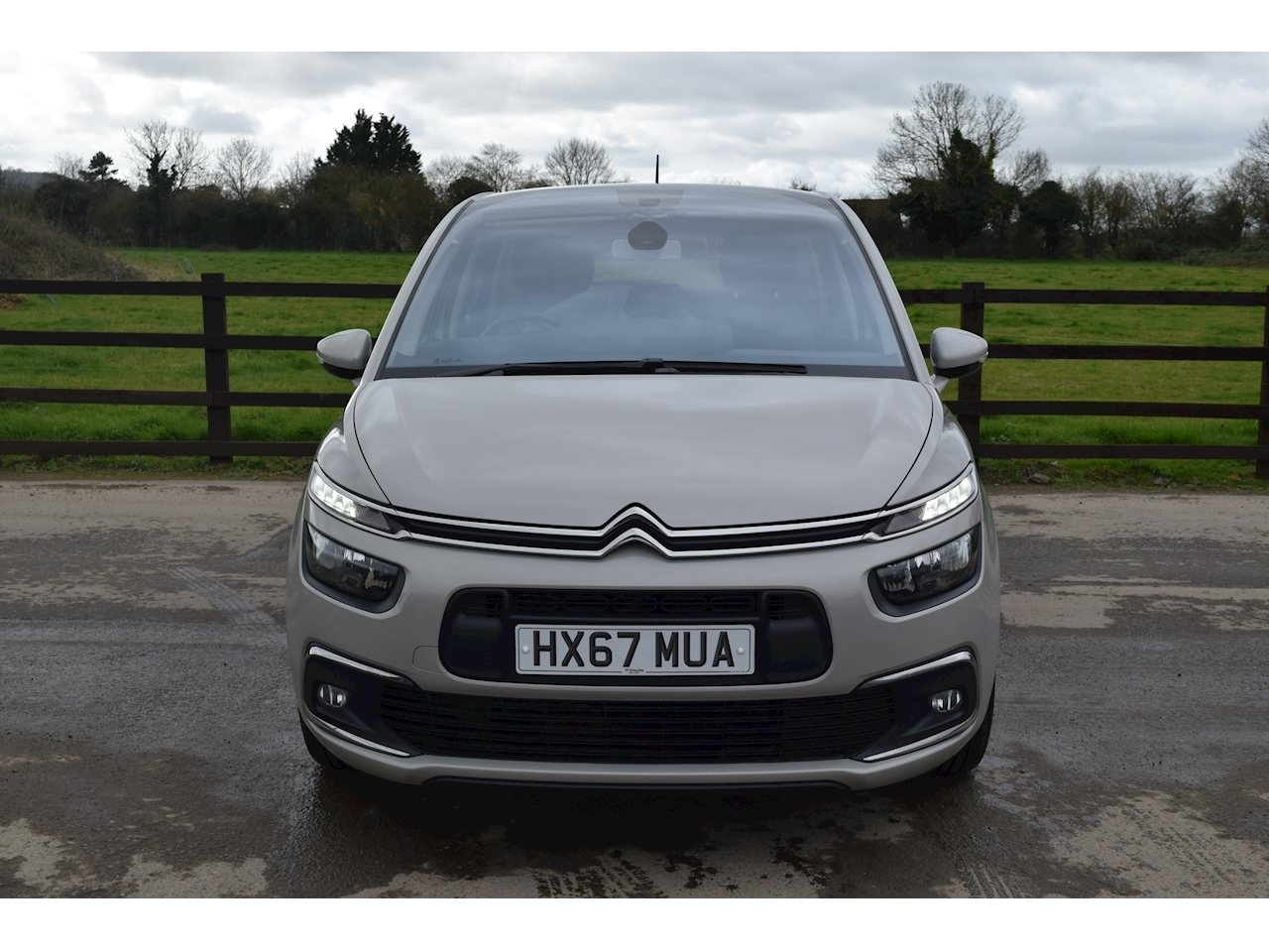 Citroen C4 Picasso Bluehdi Feel S/S Mpv 1.6 Manual Diesel
