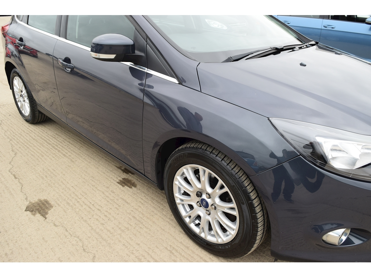 Ford Focus Titanium Tdci Hatchback 2.0 Manual Diesel