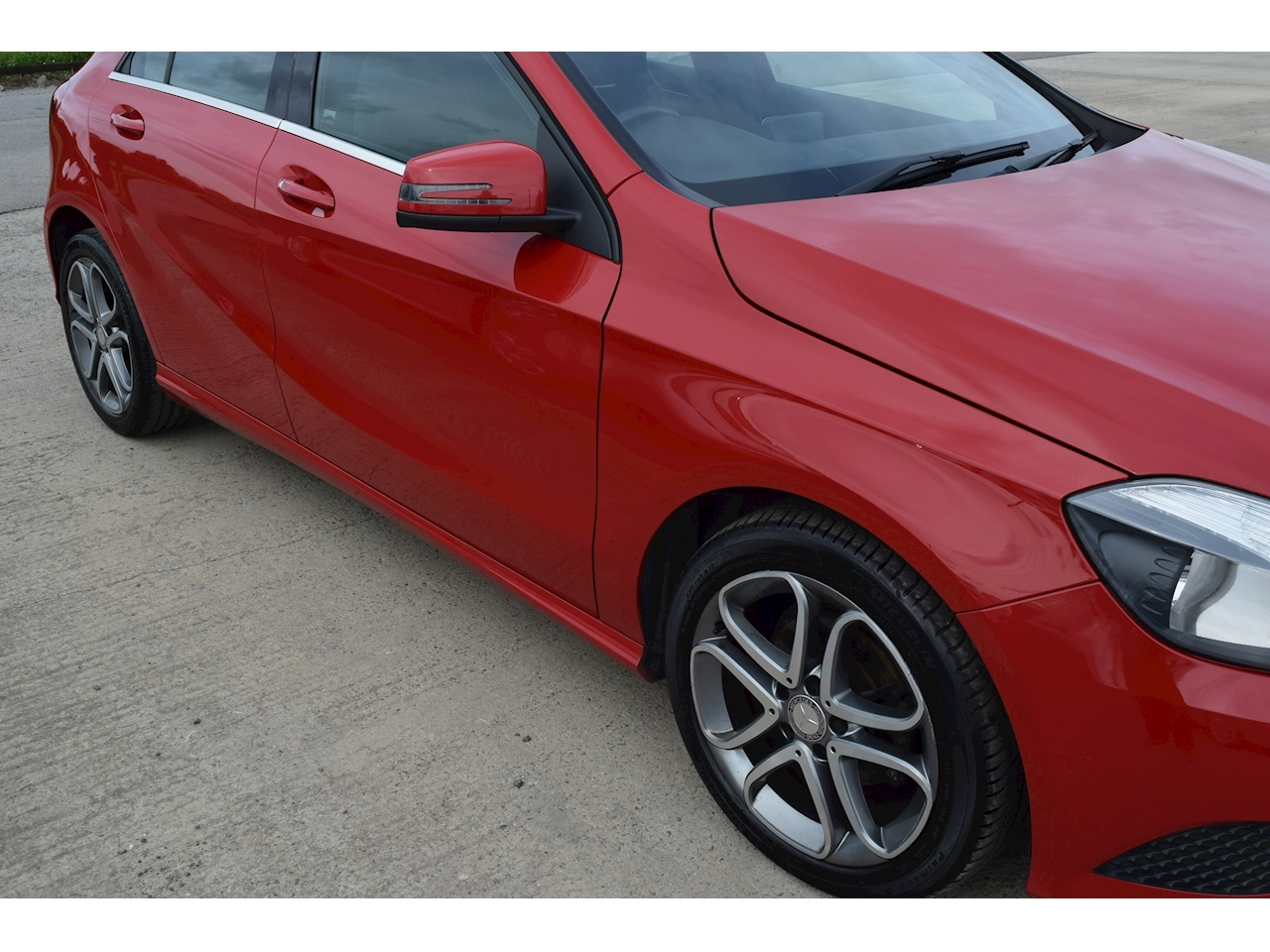 Mercedes-Benz A Class Sport Hatchback 1.5 Manual Diesel