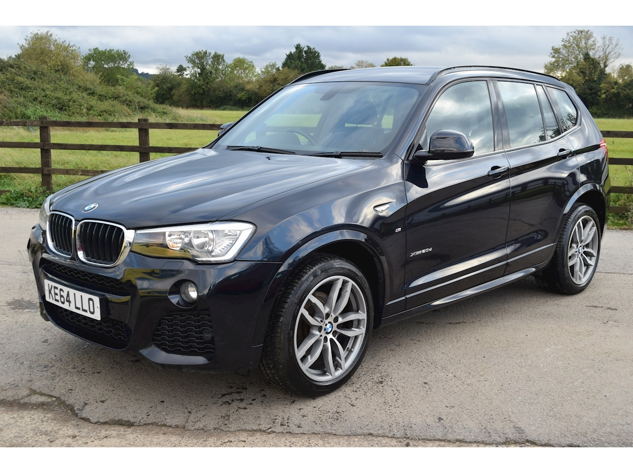 BMW X3 xDrive20d M Sport 2.0 5dr Estate Manual Diesel