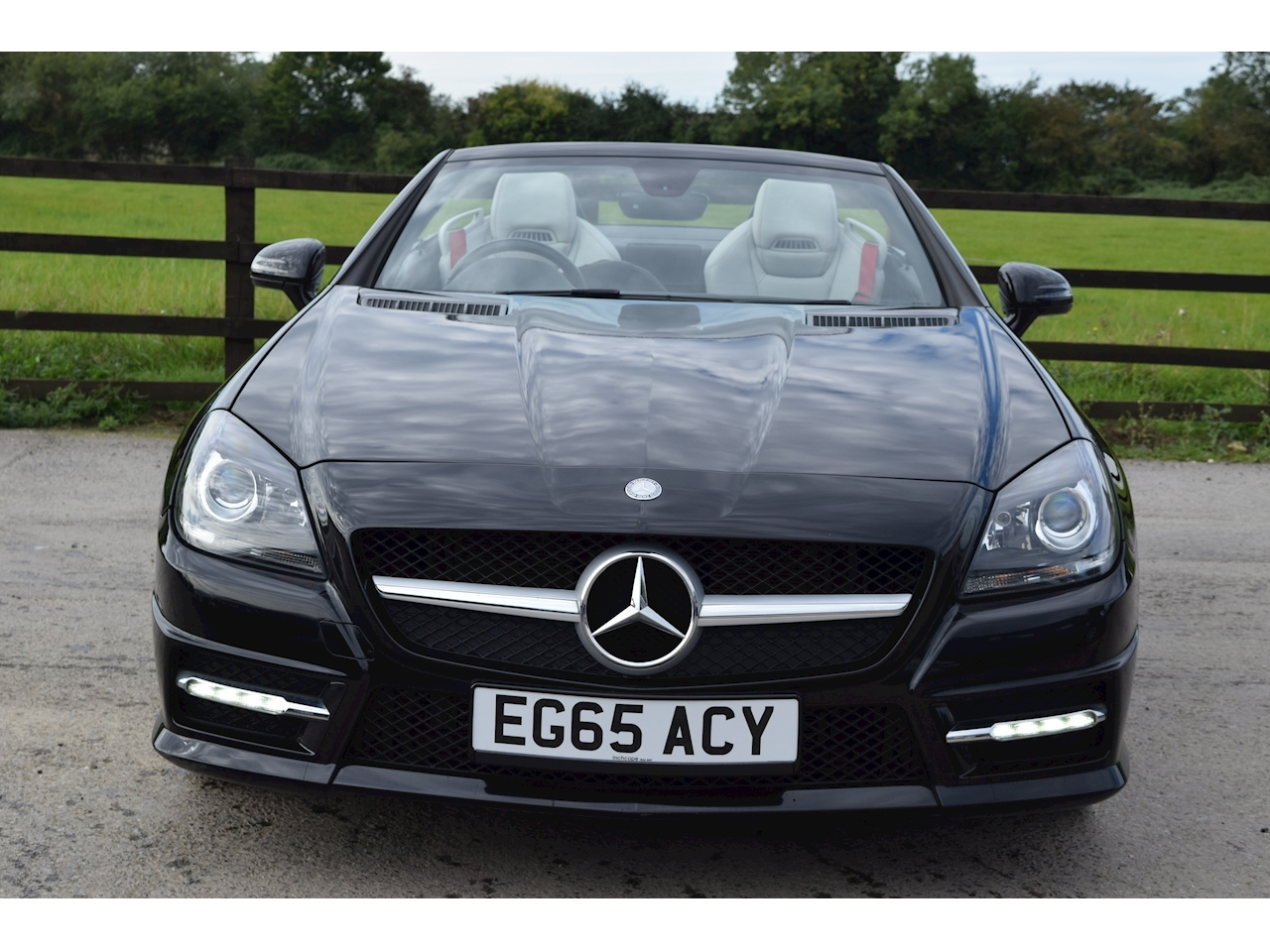 Mercedes-Benz SLK AMG Sport Convertible 2.0 Manual Petrol