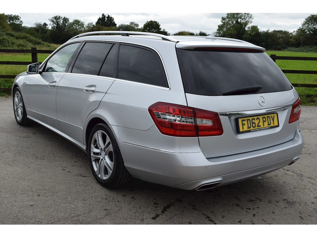 Mercedes-Benz E Class Avantgarde Estate 2.1 7G-Tronic Plus Diesel