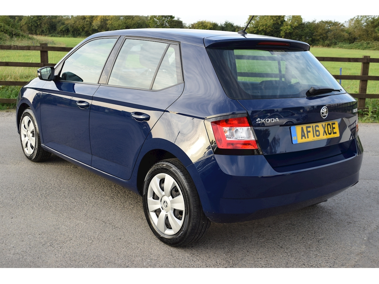 SKODA Fabia S Hatchback 1.0 Manual Petrol