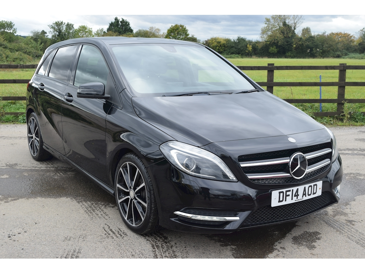 Mercedes-Benz B Class Sport 1.5 Manual Diesel 1.5 5dr Hatchback Manual Diesel