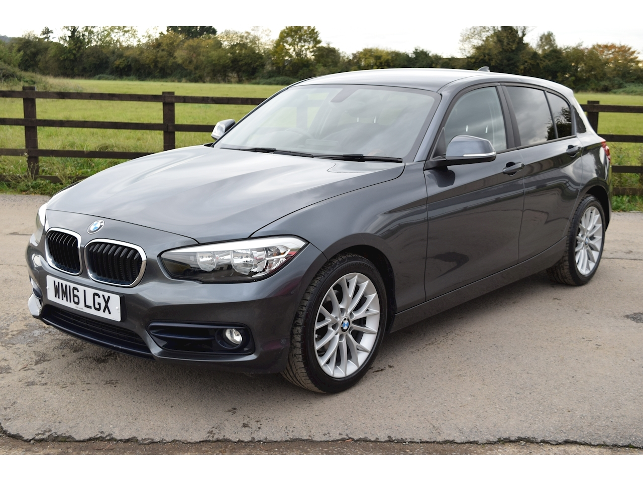 BMW 1 Series 118d Sport 5-Door 5 Door Sports Hatch 2.0 Manual Diesel