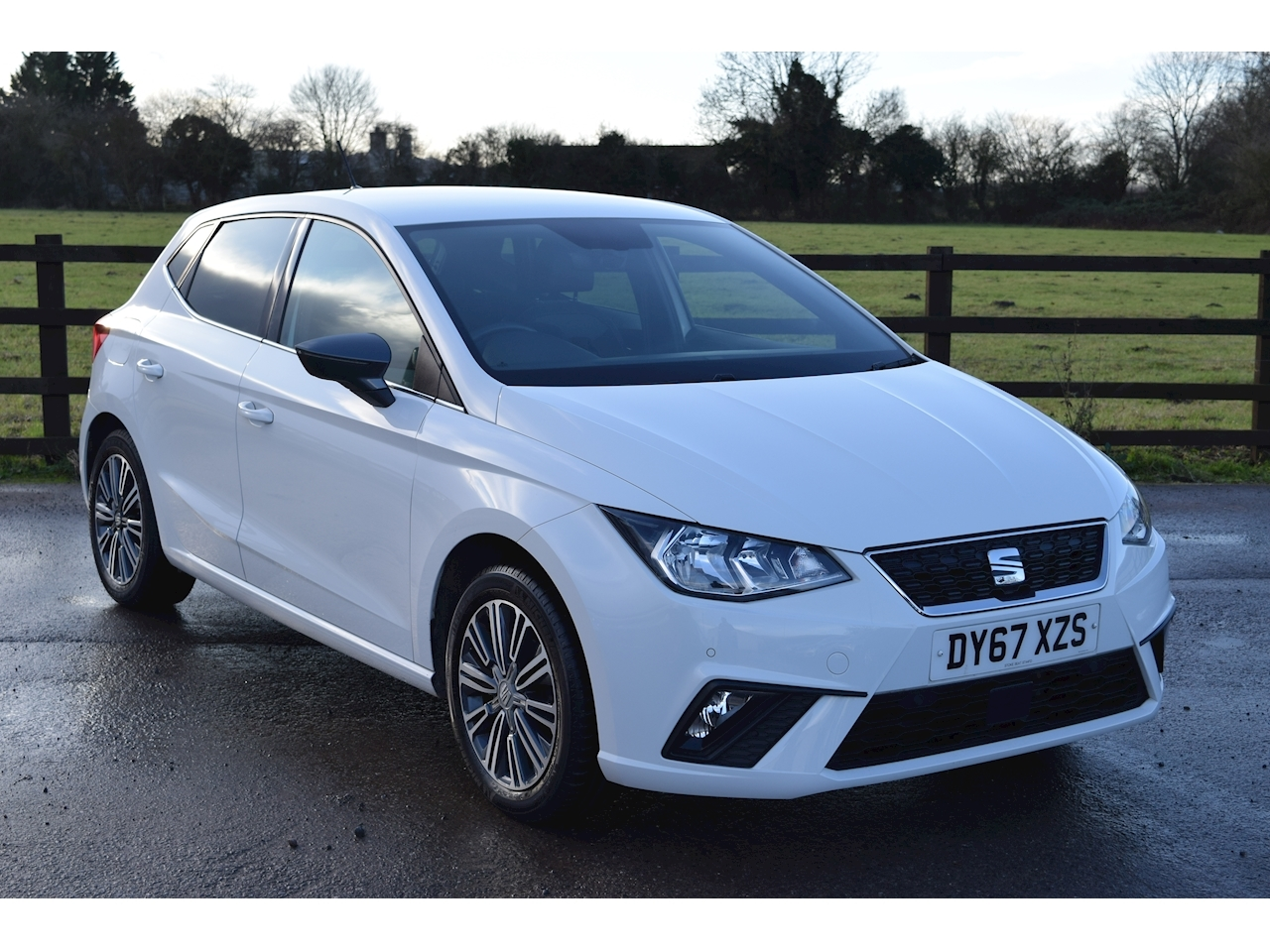 SEAT 1.0 TSI XCELLENCE Hatchback 5dr Petrol Manual (s/s) (95 ps)