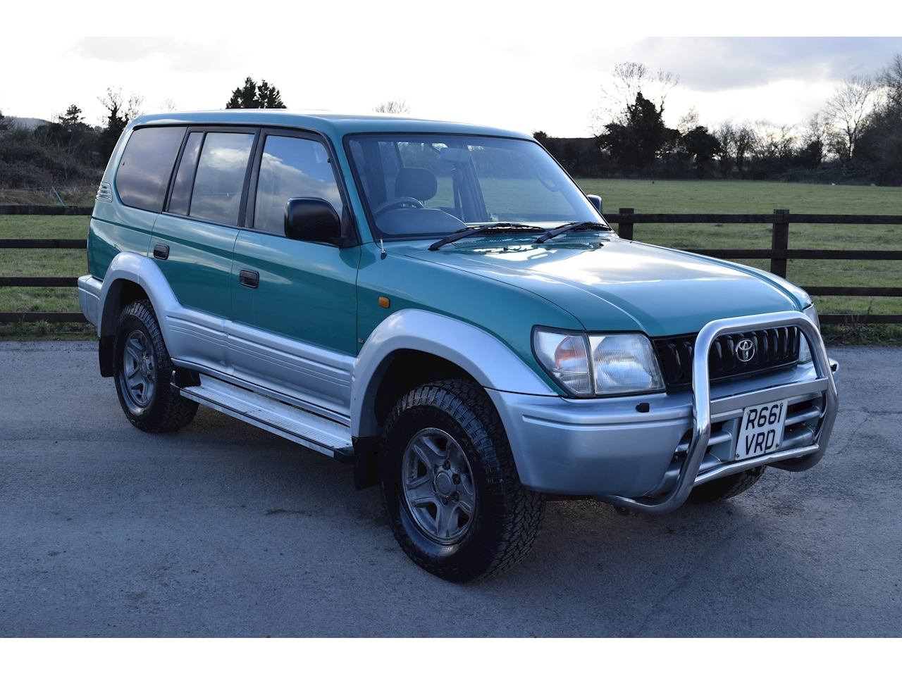 Toyota Land Cruiser Colorado Gx Td 3.0 5dr Estate Automatic Diesel