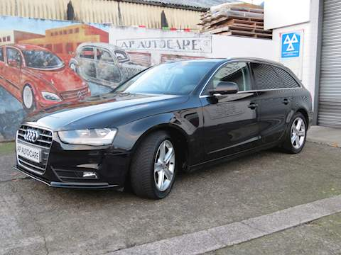 A4 Avant Tdi Technik Estate 2.0 Manual Diesel