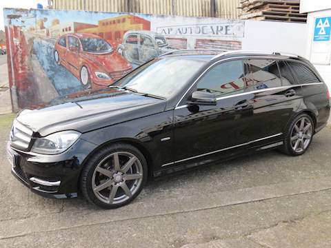 C Class C220 Cdi Blueefficiency Sport Ed125 Estate 2.1 Automatic Diesel