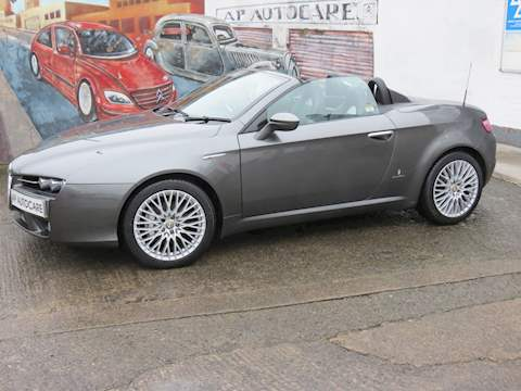 Spider Jts Convertible 2.2 Manual Petrol