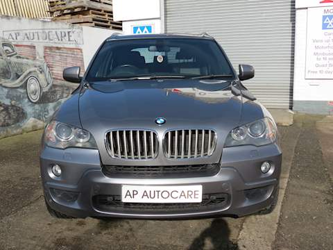 X5 Sd M Sport Estate 3.0 Automatic Diesel