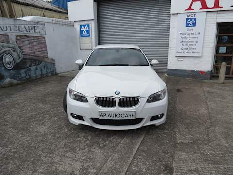 3 Series 330D M Sport Highline Coupe 3.0 Automatic Diesel