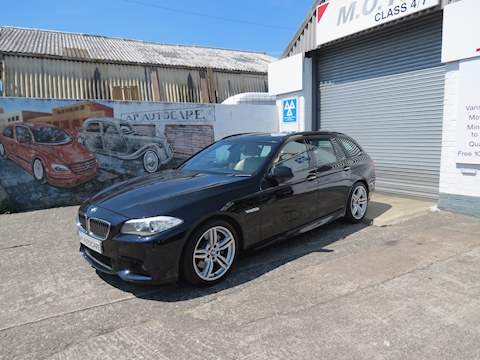 5 Series 528I M Sport Touring Estate 3.0 Automatic Petrol