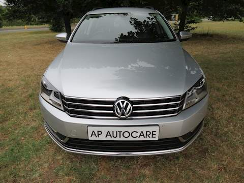Passat Executive Tdi Bluemotion Technology Estate 1.6 Manual Diesel