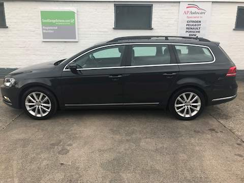 Passat Executive Tdi Bluemotion Technology Estate 2.0 Manual Diesel
