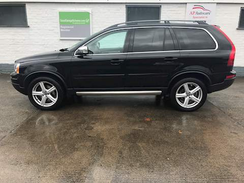 Xc90 D5 R-Design Se Awd Estate 2.4 Automatic Diesel
