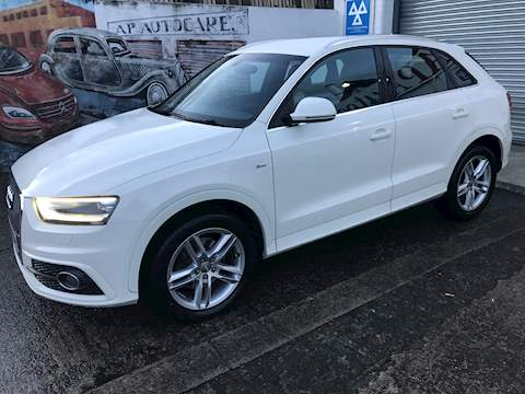 Q3 Tdi S Line Estate 2.0 Manual Diesel