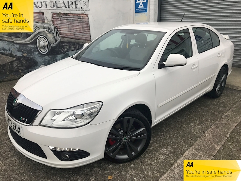 Octavia Vrs Hatchback 2.0 Manual Petrol