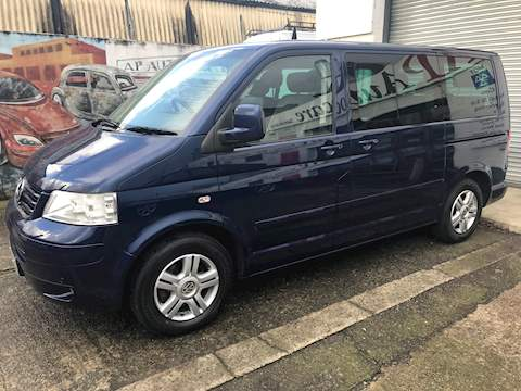 Caravelle Executive Tdi 174 E4 Tiptronic Mpv 2.5 Automatic Diesel