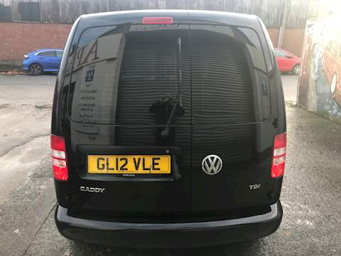 Caddy Caddy C20 Match Tdi Panel Van 1.6 Manual Diesel
