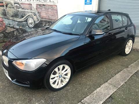 1 Series 118D Urban Hatchback 2.0 Manual Diesel
