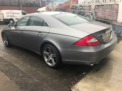 Cls Cls350 Grand Edit-N Cdi A Coupe 3.0 Automatic Diesel
