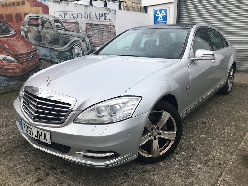 S Class S350 Cdi Bluetec Blueefficiency L Saloon 3.0 Automatic Diesel