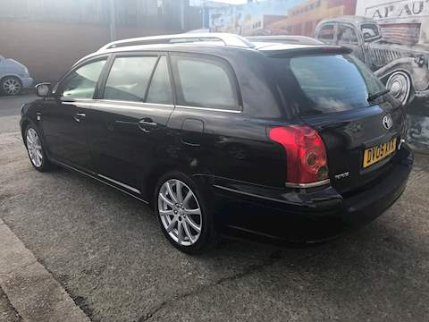 Avensis Vvt-I T Spirit Estate 2.0 Manual Petrol