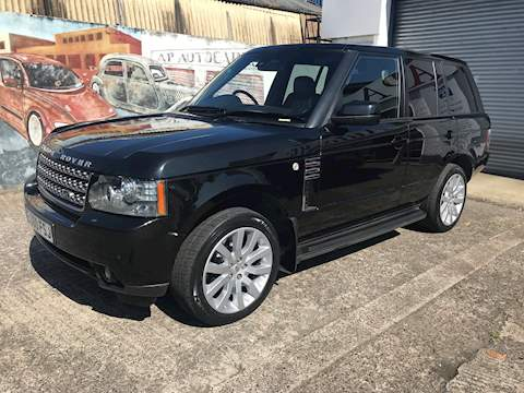 Range Rover Tdv8 Vogue Estate 3.6 Automatic Diesel