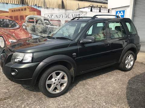 Freelander Td4 Hse Station Wagon Estate 2.0 Automatic Diesel