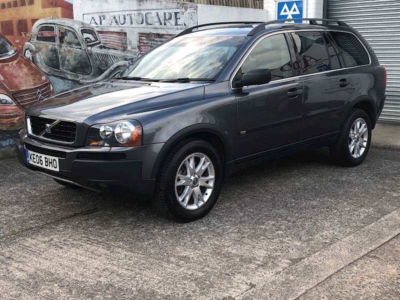 Xc90 D5 Se Estate 2.4 Manual Diesel