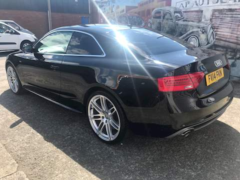 A5 Tdi Quattro S Line Coupe 3.0 Automatic Diesel