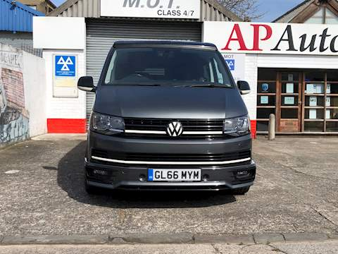 Transporter T6 VW Tdi P/V Highline Bmt Van With Side Windows 2.0 Manual Diesel