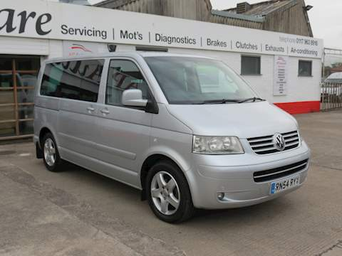 Caravelle Executive Tdi (174Bhp) Mpv 2.5 Automatic Diesel