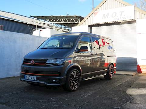 Transporter Highline Panel Van 2.0 Manual Diesel