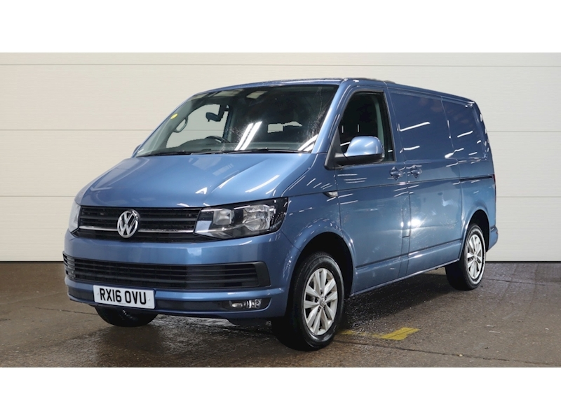 2.0 TDI T30 BlueMotion Tech Highline Panel Van 5dr Diesel DSG FWD SWB EU5 (s/s) (140 ps)