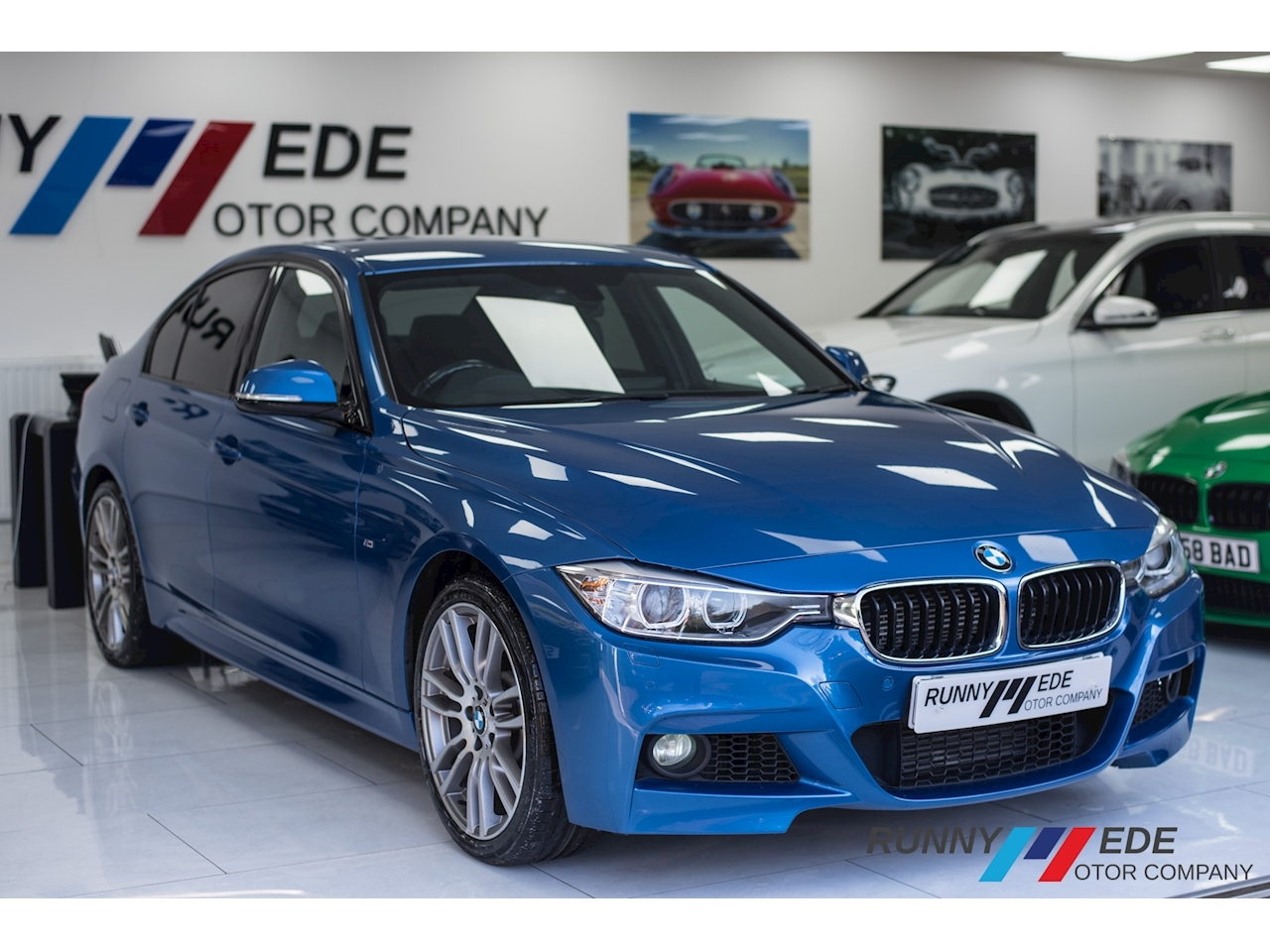 3 Series Activehybrid 3 M Sport Saloon 3.0 Automatic Petrol/Electric