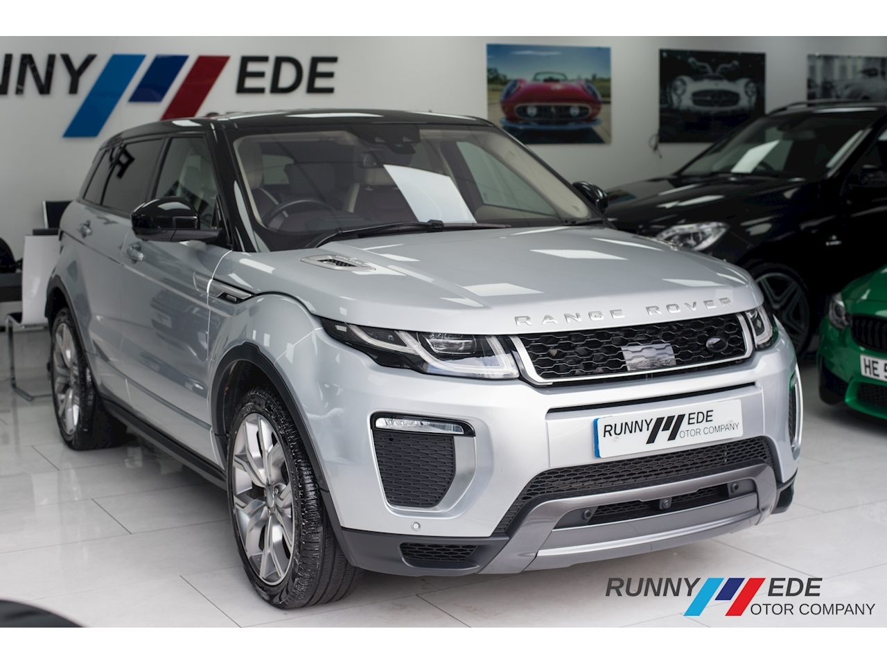 Range Rover Evoque Si4 Autobiography Estate 2.0 Automatic Petrol