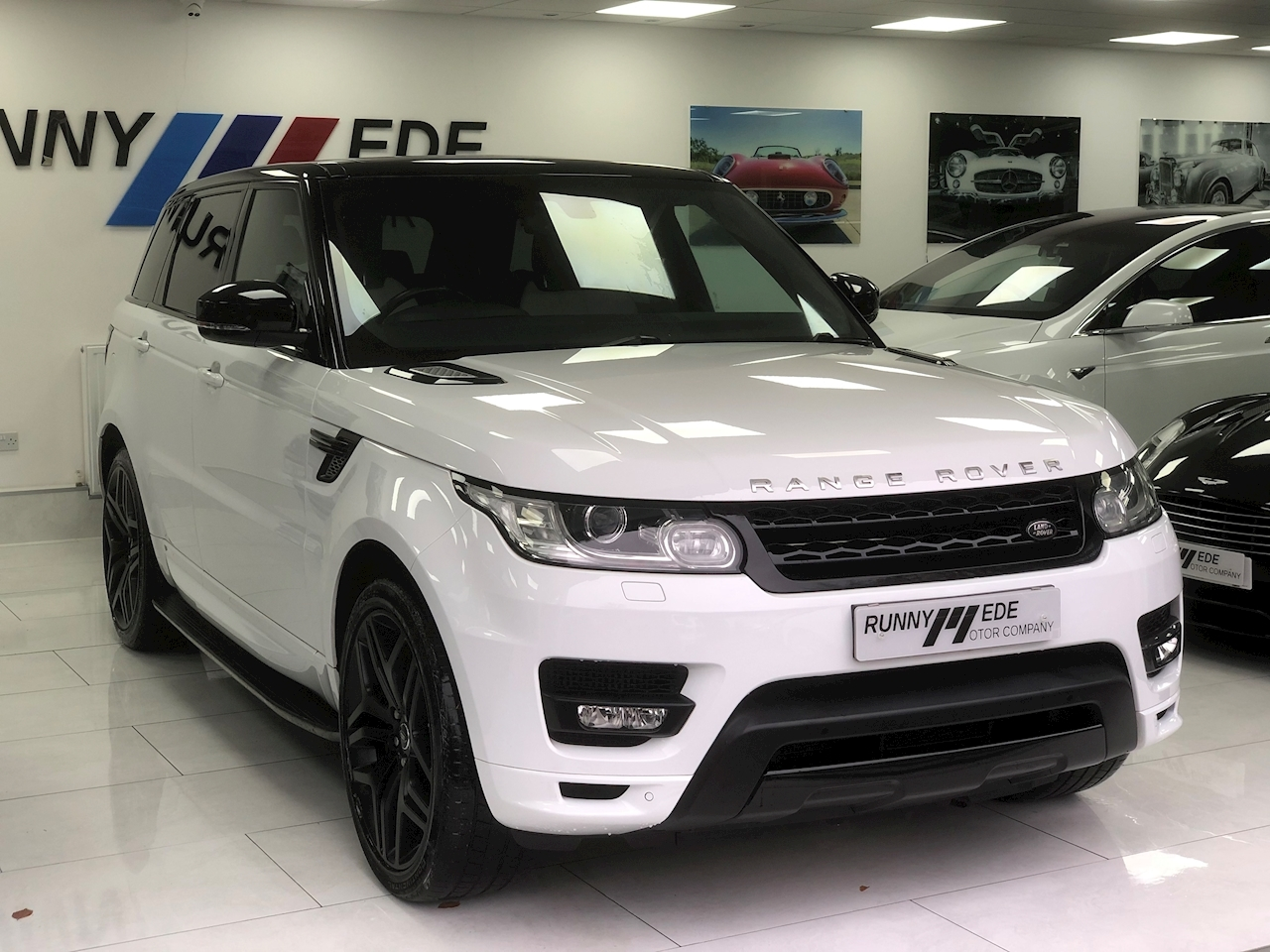 Range Rover Sport Autobiography Dynamic SUV 3.0 Automatic Diesel